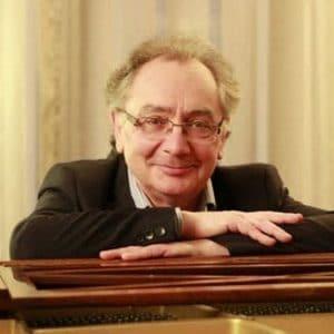 Alain Raës jury du concours de piano Pianissima International en 2018