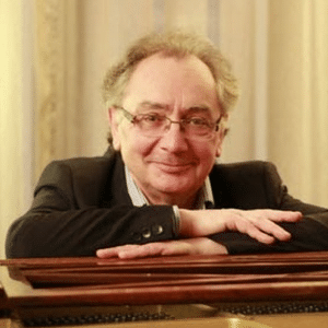 Alain Raës jury of the Pianissima International Piano Competition in 2018