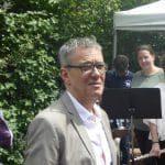 Marc Bollen, créateur du Concours de piano Pianissima International